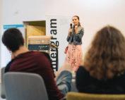 K hlavním řečníkům na workshopu patřila ředitelka české pobočky IFPI Petra Žikovská